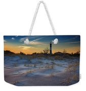 Sunset On Fire Island Weekender Tote Bag