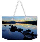 Sunset On Lake Harris 2 Weekender Tote Bag