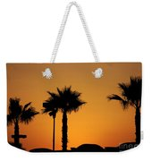 Sunset On Socal Beach Weekender Tote Bag