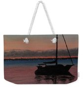 Sunset On St. Andrew Bay Weekender Tote Bag