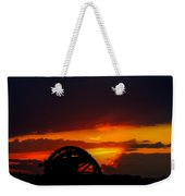 Sunset On The Battlefield Weekender Tote Bag