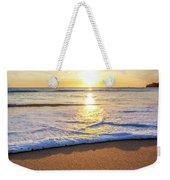 Sunset On The Beach Weekender Tote Bag