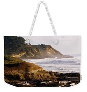 Sunset On The Coast Weekender Tote Bag