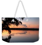 Sunset On The Ogeechee Weekender Tote Bag