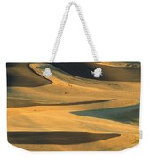 Sunset On The Palouse Weekender Tote Bag