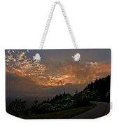 Sunset On The Parkway Weekender Tote Bag
