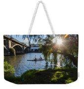 Sunset On The River - Seville  Weekender Tote Bag