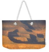 Sunset On The South Rim Of The Canyon Weekender Tote Bag
