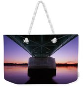 Sunset On The Susquehanna Weekender Tote Bag