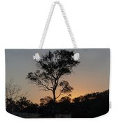 Sunset - Out In The Country Weekender Tote Bag