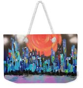Sunset Over Capital Square Weekender Tote Bag