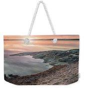 Sunset Over Lake Vanern, Sweden Weekender Tote Bag