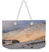 Sunset Over Lakes Of The Clouds Weekender Tote Bag