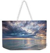 Sunset Over Naples Beach II Weekender Tote Bag