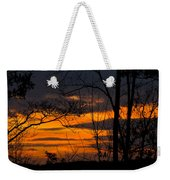 sunset over Suwanee 2010 Weekender Tote Bag