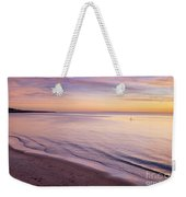 Sunset Paddle Weekender Tote Bag