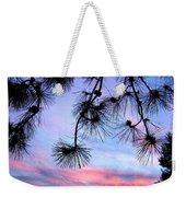 Sunset Panorama Weekender Tote Bag