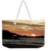 Sunset Part 3 Weekender Tote Bag