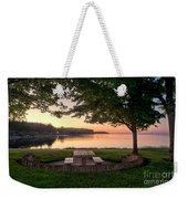 Sunset Picnic Weekender Tote Bag