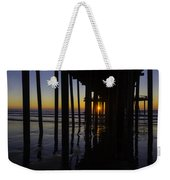 Sunset Pismo Beach Weekender Tote Bag