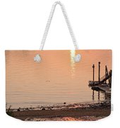 Sunset, Portland, Maine  -07817 Weekender Tote Bag