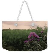 Sunset Purple  Weekender Tote Bag