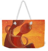 Sunset Rainbow Soul Collection Weekender Tote Bag