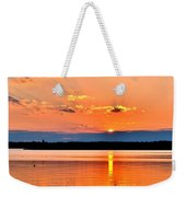 Sunset Reflections 2 Weekender Tote Bag