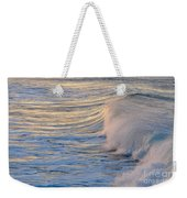 Sunset Ribbons Weekender Tote Bag