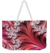 Sunset Romance Abstract Weekender Tote Bag