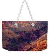 Sunset Scar Weekender Tote Bag