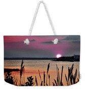 Sunset Scene Weekender Tote Bag