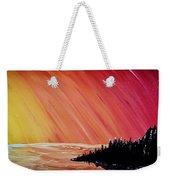 Sunset Sea Weekender Tote Bag