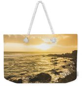 Sunset Seascape Weekender Tote Bag