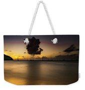 Sunset Shadows Weekender Tote Bag