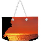Sunset Silhouettes Weekender Tote Bag