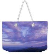 Sunset - Smoky Mountains  Weekender Tote Bag