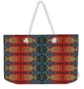 Sunset Strip Tiled Weekender Tote Bag