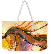 Sunset Submission Weekender Tote Bag