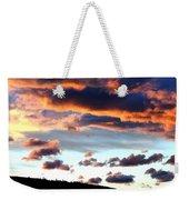 Sunset Supreme Weekender Tote Bag