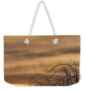Sunset Through The Seagrass Weekender Tote Bag