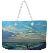 Sunset Treasure Hunt Weekender Tote Bag