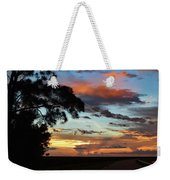 Sunset Tree Florida Weekender Tote Bag
