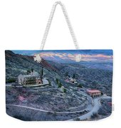 Sunset View From Jerome Arizona Weekender Tote Bag