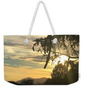 Sunset View From Olana  Weekender Tote Bag