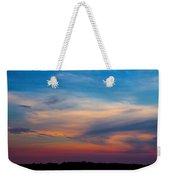 Sunset Windsor Illinois Weekender Tote Bag