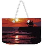 Sunset - Wonder Of Nature Weekender Tote Bag