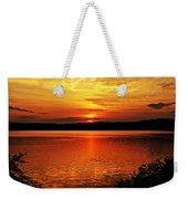 Sunset Xxiii Weekender Tote Bag