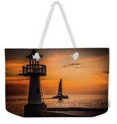 Sunsets And Sailboats Weekender Tote Bag