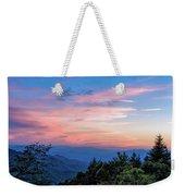 Sunset's Blue Hour Weekender Tote Bag